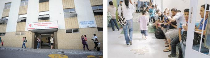Hospital da Criança em Guarulhos
