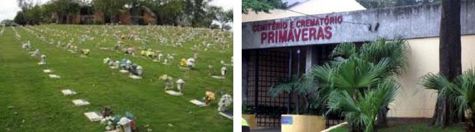 Cemitério Primavera 1 Guarulhos